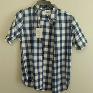 Croft And Barrow short sleeve button up.